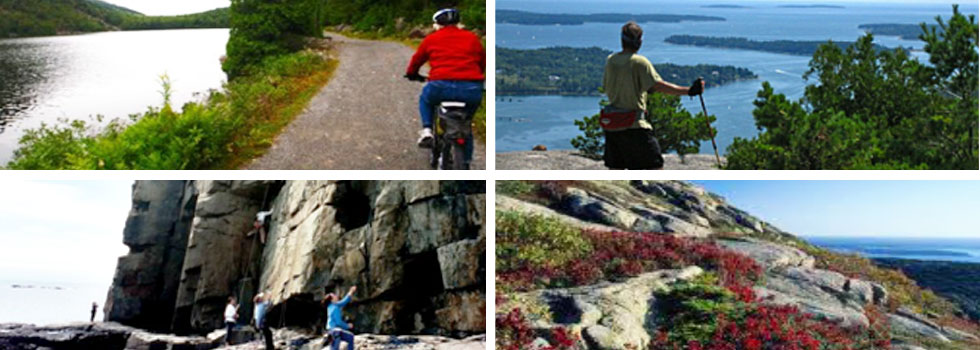 What to do in Bar Harbor: Land Activities